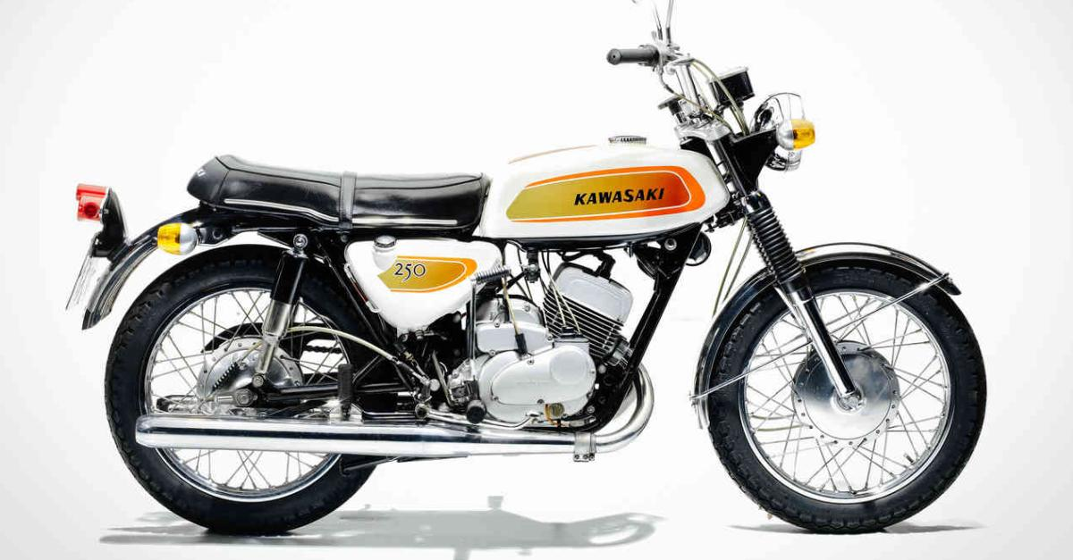 12 Unbelievable Motorcycles Being Auctioned
