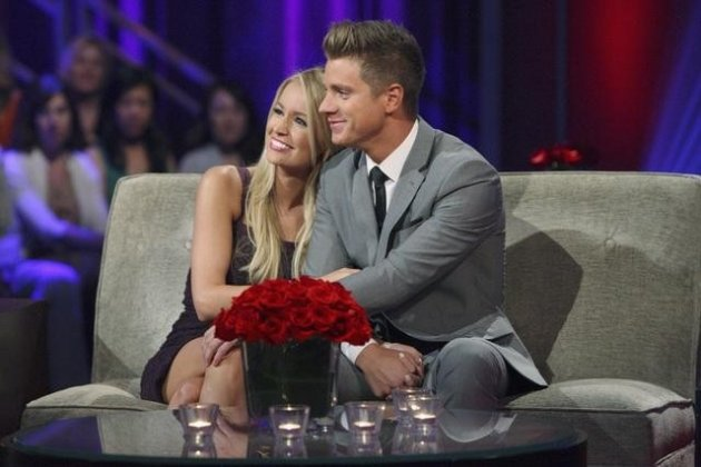 &#39;Bachelorette&#39; Emily Maynard and Jef Holm -- ABC