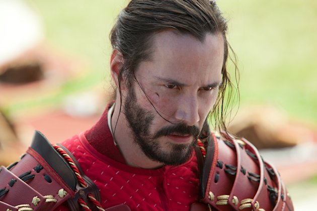 Keanu Reeves in '47 Ronin'