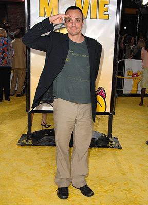 Hank Azaria at the Los Angeles premiere of 20th Century Fox's The Simpsons Movie