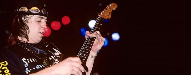 Why Stevie Ray Vaughan's legacy is fading