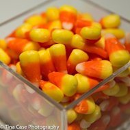 Use candy corn as place markers for Halloween BINGO.