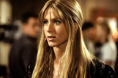 Jennifer Aniston as Emily Poule in Warner Brothers' Rock Star