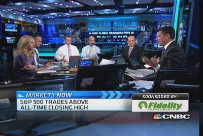 'You definitely want to be involved' in market: Pro