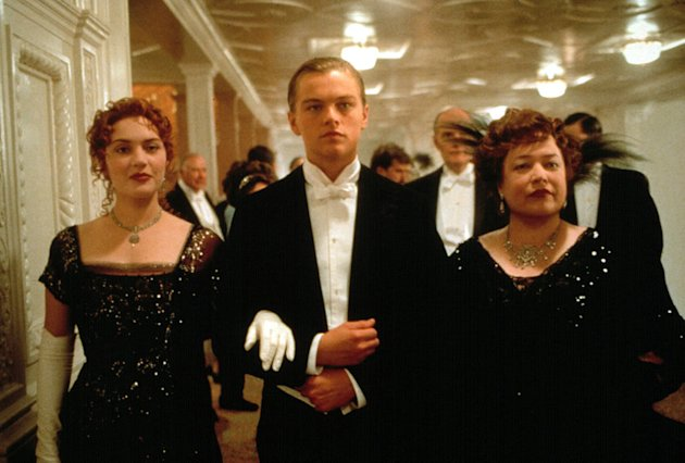 Titanic 1997 20th Century Fox Kate Winslet Leonardo DiCaprio Kathy Bates