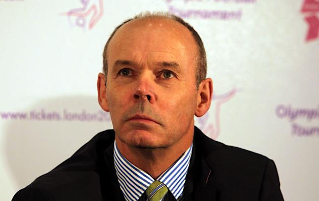 Sir Clive Woodward 'would love to see' GB football teams in all Olympic Games