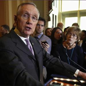 Sen. Reid Goes To Hospital; Office Says All Is 'normal'