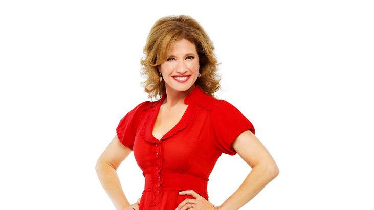 Nancy Travis stars as Susan Pearson on The Bill Engvall Show.