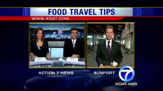 TSA announces food Do's and Don'ts for air travelers