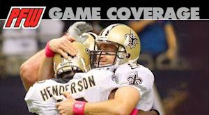 Brees' pass TD record has lasting power