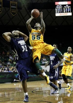 Jackson 25 for No. 19 Baylor in 78-47 win over JSU