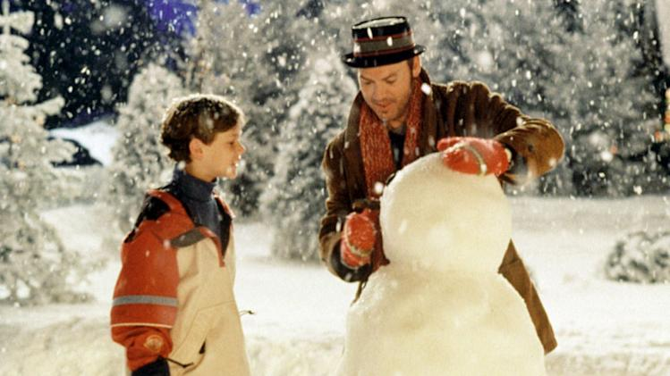 """Jack Frost"" (1998) (Michael Keaton, Kelly Preston) on ABC Family  Tuesday, 11/20 at 6:30pm"