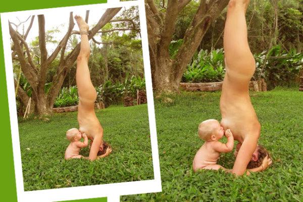 butt naked photo