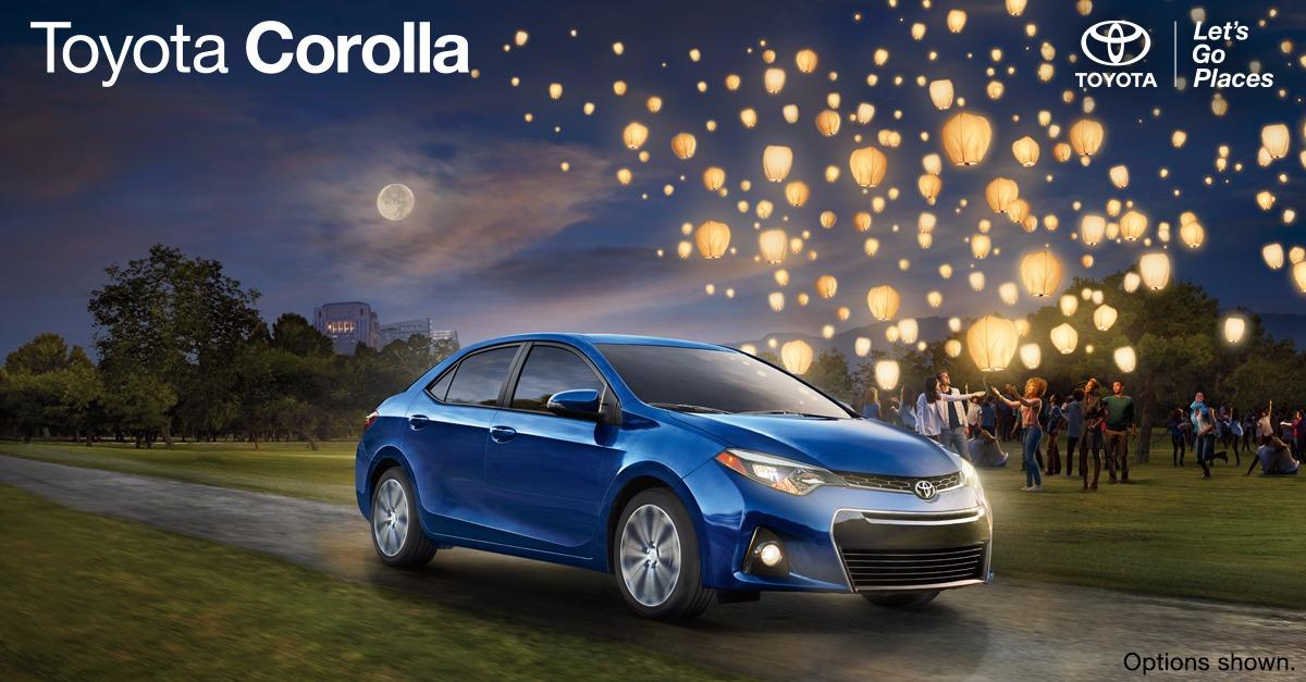 Toyota Corolla. Find Who You'll Become.