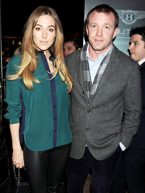 Guy Ritchie, Fiancee Jacqui Ainsley Welcome Baby Daughter!