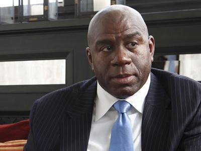 Magic Johnson: Test for HIV in 'your own home'