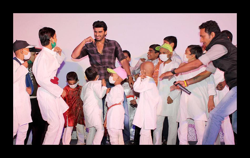 Spotlight on Arjun Kapoor