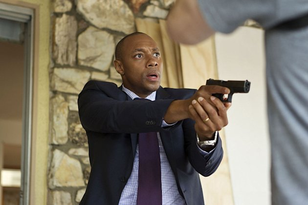 Dorian Missick stars as Ruben Robinso in &quot;Southland.&quot; 