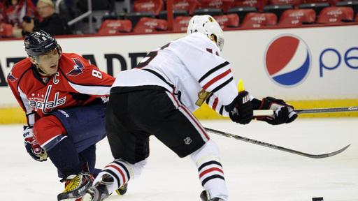 Toews SO goal lifts Blackhawks over Capitals 5-4