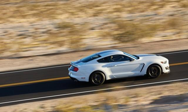 Ford's Mustang Shelby GT350 To Pack Over 520 HP, Feature Track-Only Variant?