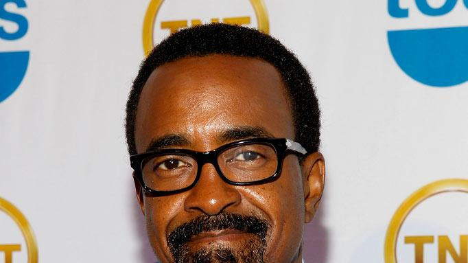 Tim Meadows attends the TEN Upfront presentation at Hammerstein Ballroom on May 19, 2010 in New York City.
