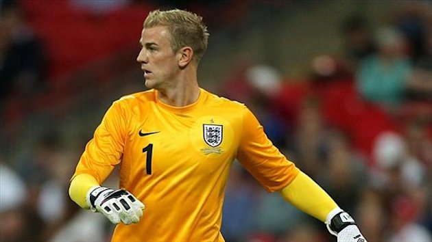 Joe Hart apologised for his error against Scotland
