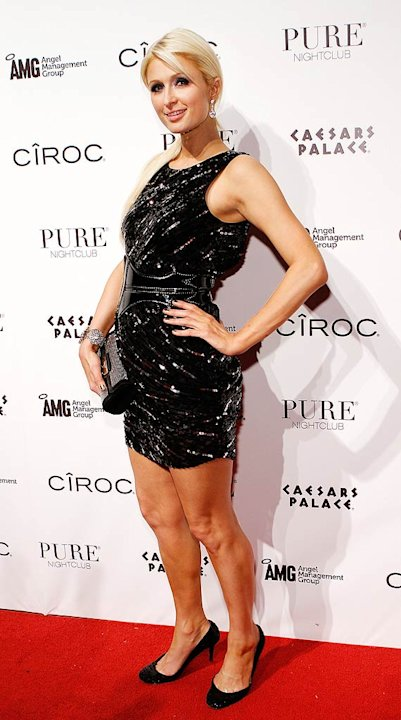 Paris Hilton PURE Nightclub