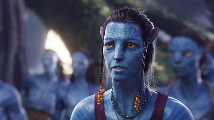 Avatar 20th Century Fox Production Photos 2010