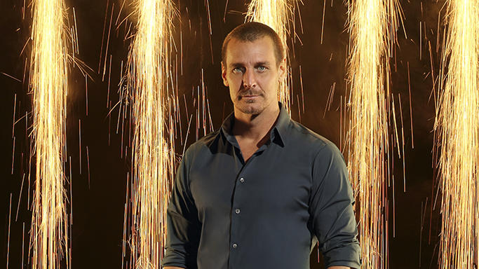 """Dancing with the Stars"" Season 16 INGO RADEMACHER"