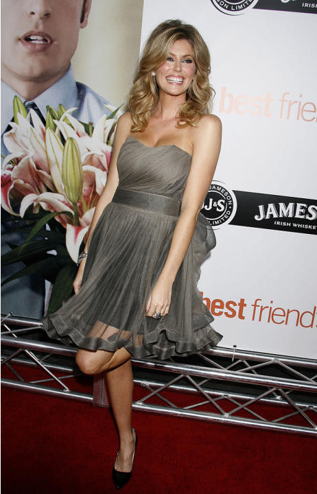 My Best Friends Girl LA Premiere 2008 Diora Baird