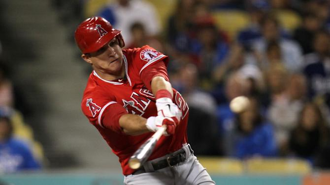 Los Angeles Angels of Anaheim v Los Angeles Dodgers