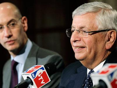 NBA Commissioner David Stern retiring