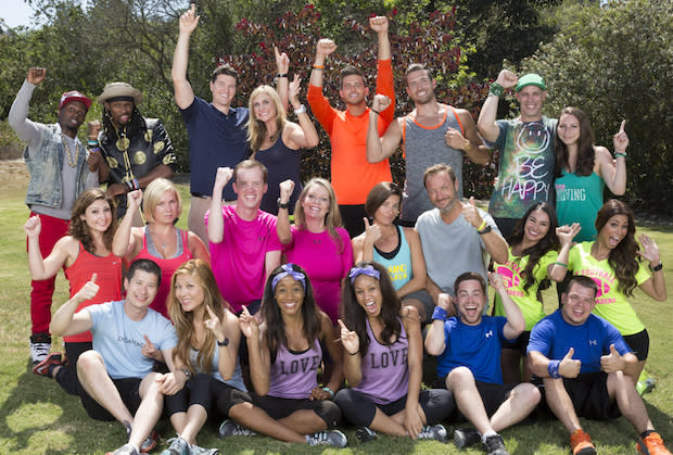 Amazing Race 27: 'Kardashians,' Jets Cheerleaders, Paparazzi Among Cast