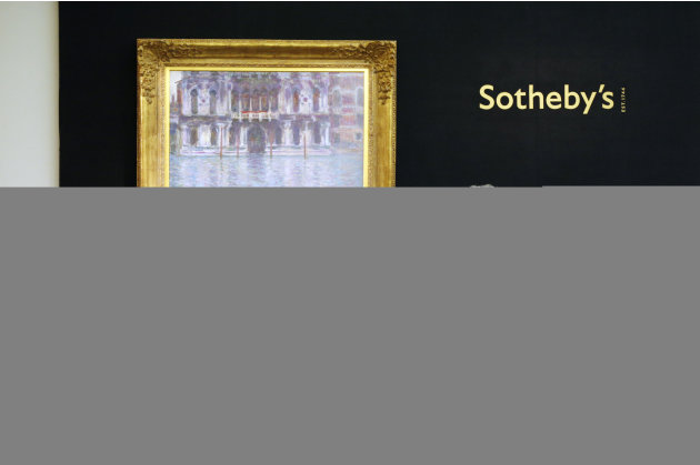 Sotheby's Impressionist and Modern Art Evening Sale