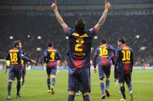 Alves: 'We are here to help Vilanova'