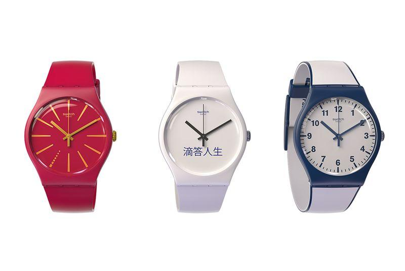 Swatch partners with Visa to bring NFC payments to its analog smartwatch