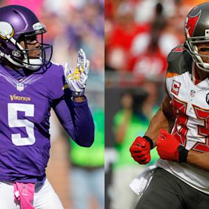 Vikings at Buccaneers Preview
