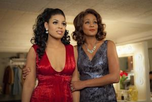Jordin Sparks and Whitney Houston in 'Sparkle'  -- Screen Gems