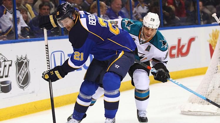 San Jose Sharks v St. Louis Blues - Game Five
