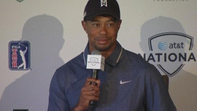 Tiger Woods backs anchoring ban