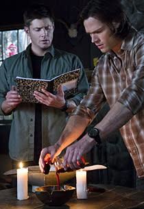 Jensen Ackles, Jared Padalecki | Photo Credits: Jack Rowand/The CW