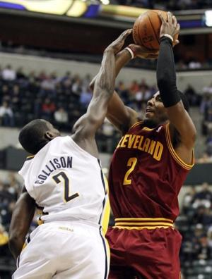 Granger leads Pacers in 98-91 OT win over Cavs