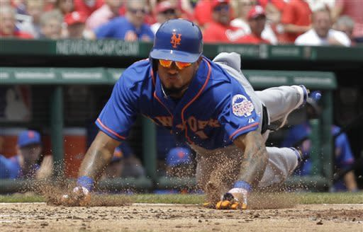 Mets snap 6-game skid, beat Wainwright, Cardinals