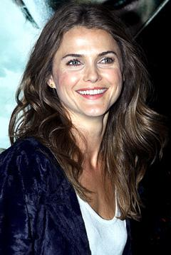 Keri Russell Welcomes Daughter Willa Lou!