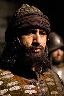 Cliff Curtis in Warner Bros. Pictures' The Fountain