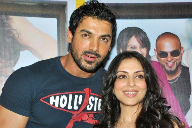 Rare photos of John Abraham