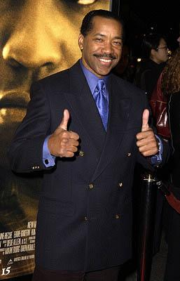 Obba Babatunde at the LA premiere for New Line's John Q