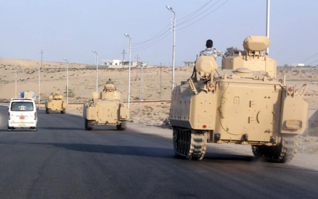 IS attack on Sinai hotel kills judge, 3 others