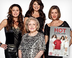 Win 'Hot in Cleveland' Season 2 on DVD