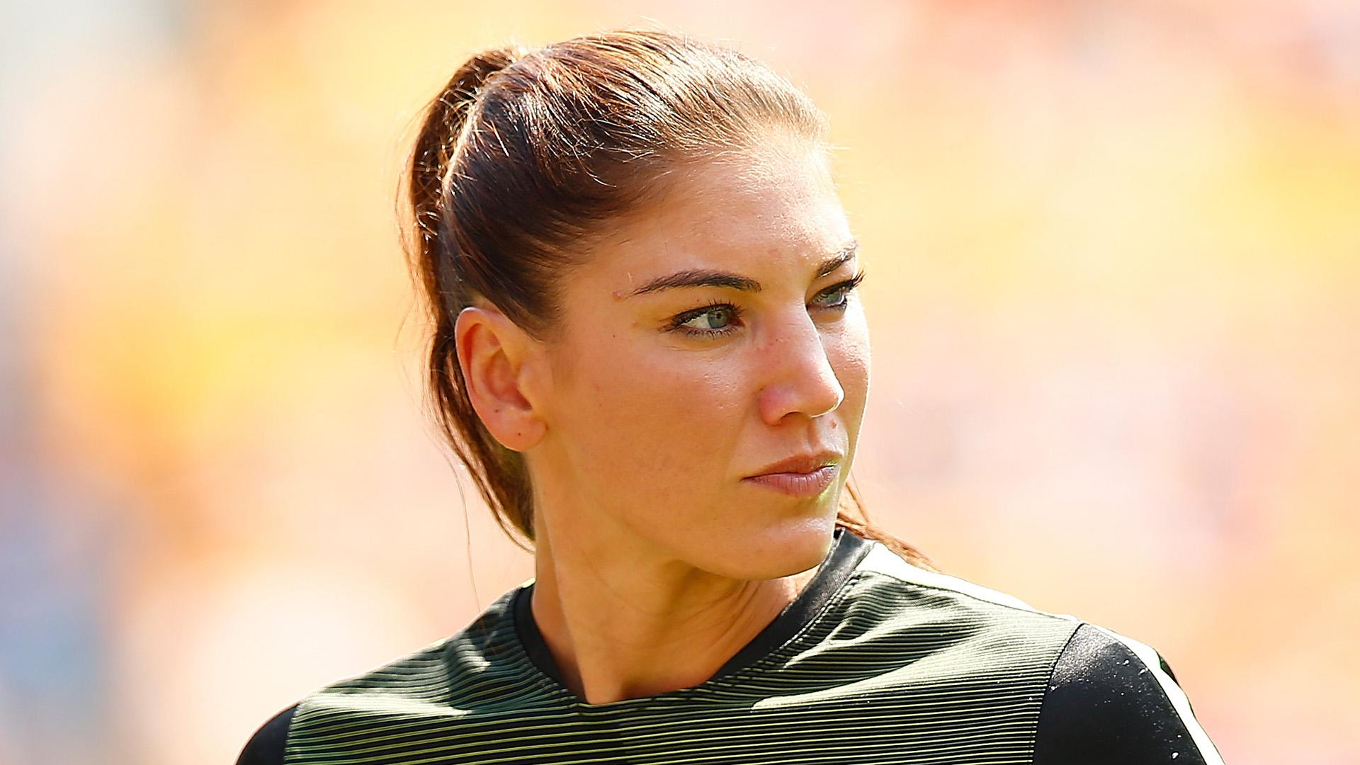 Hope Solo says Zika threat could keep her from Rio Olympics